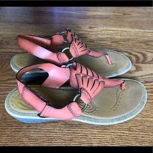 Clarks Women's Millie Flare Slingback Sandals